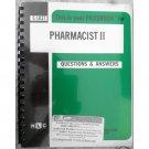 Pharmacist II C 1837 Exam Test Questions Book