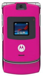 Motorola V3x GSM World Cell Phone (Unlocked)
