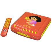 Dora the Explorer DVD Player