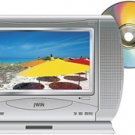 8.4 Inch Portable TV DVD CD Player with LCD