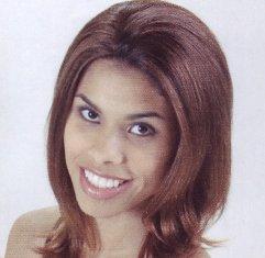 868 Human Hair Wig HS