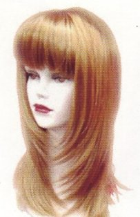 Felicia Synthetic Wig Design  J & K