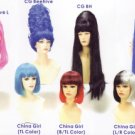 Custom wig collection