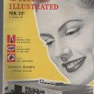 Science Illustrated Magazine Feb 1947