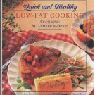 Prevention's Quick and Healthy Low-Fat Cooking (American)