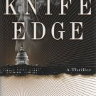 A Knife Edge by David Rollins (2009, Hardcover)