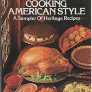 Vintage Betty Crocker's Cooking American Style (1976)