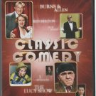 Classic Comedy (9 Episodes of early TV) on DVD