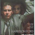 Frantic (Harrison Ford, VHS)