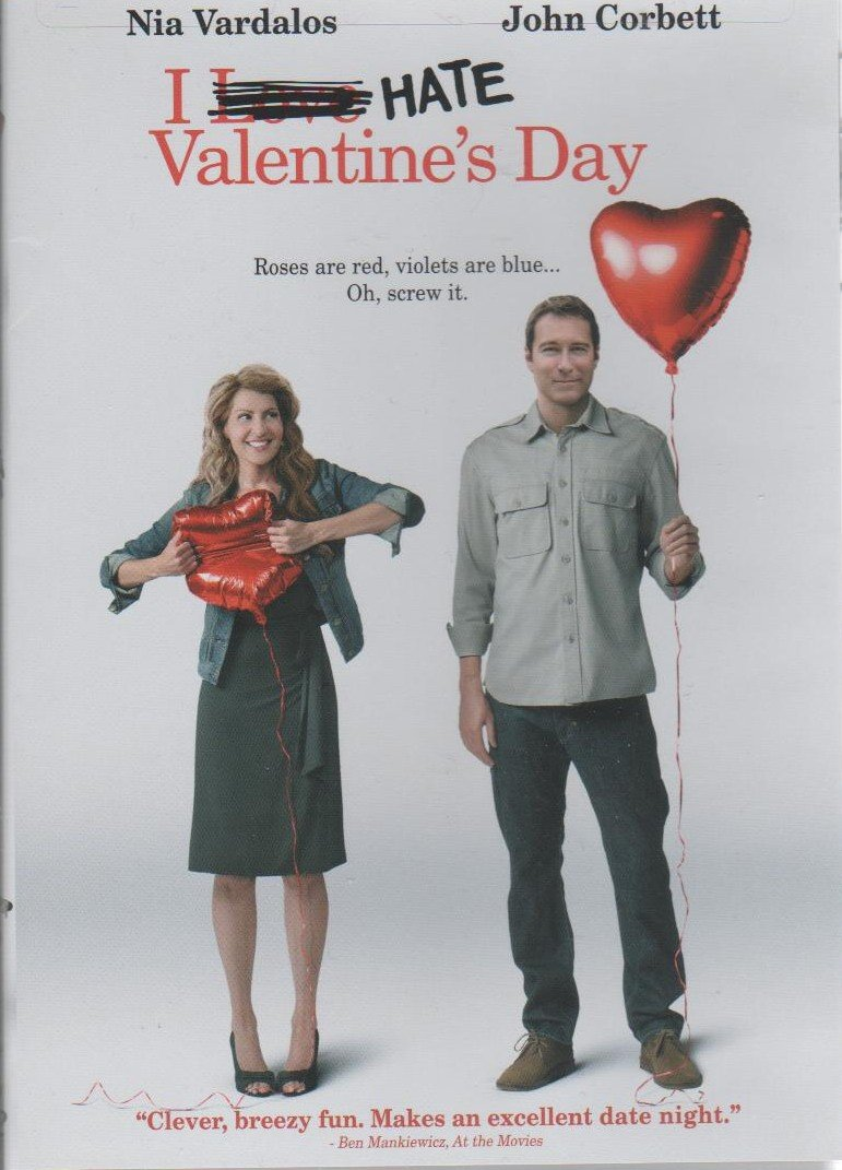I Hate Valentine's Day (DVD, 2010)
