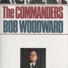 The Commanders by Bob Woodward (Hardcover)