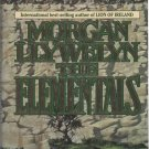 The Elementals by Morgan Llywelyn (Hardcover)