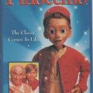 Pinocchio (VHS) Live Action Version
