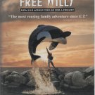 Free Willy (VHS, Clamshell)_Free Shipping!