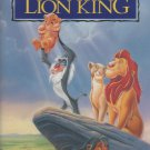 The Lion King (VHS) Walt Disney