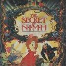 The Secret of NIMH (VHS, Clam Shell)