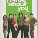 10 Things I Hate About You (VHS) Julia Stiles, Heath Ledger