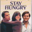 Stay Hungry (VHS) Arnold Schwarzenegger, Sally Field, Jeff Bridges