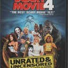 Scary Movie 4 (DVD, Unrated, Full Frame Edition)