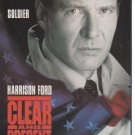 Clear and Present Danger (VHS) Harrison Ford