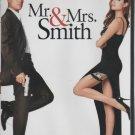 Mr. and Mrs. Smith (DVD, Widescreen) Angelina Jolie, Brad Pitt