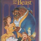 Beauty and the Beast (VHS) (Item 3xvhs) Disney