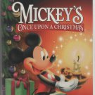 Mickey's Once Upon a Christmas (VHS - Disney)