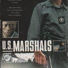 U.S. Marshals (VHS) Tommy Lee Jones, Wesley Snipes, Robert Downey Jr