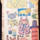 Vintage 60s McCalls 8895 Boutique Items Sewing Pattern Crafts Childs Accessories