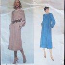 Vintage Vogue  2073 American Designer Silverman Dress Pattern Size 14