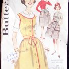 Vintage Butterick  2357 Shirtwaist Dress Jumper or Skirt Pattern Size 16