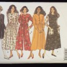 Butterick Easy 3011 Dress and Jumpsuit Sewing Pattern Uncut Size 18-22