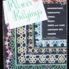 Vintage 40s Star Book No 65 Flower Edgings Crochet Instruction Patterns