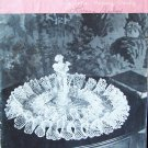 Vintage 40s Star Book No 59 Ruffled Doilies and Pansy Doily Pattern Book American Thread Company