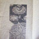 Vintage 40's Alice Brooks 7030 Doily Crochet Pattern Mail Order Envelope