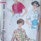 Vintage 50s Simplicity 2974 Cropped Bolero Jacket Pattern Size 12
