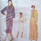 Vintage 70s Vogue  2097 American Designer Bill Blass Vest Skirt and Blouse Pattern Evening Dress