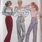 Vintage 70s Butterick 3299 Proportioned Pants Pattern With Leg Width Variations Uncut Size 12