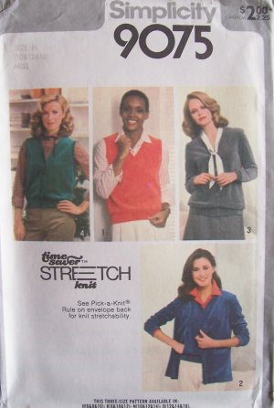 4 Free Crochet Top Patterns including Crochet Vest, Wrap, Tank Top