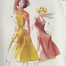 Vintage Kwik Sew 623 Flared Dress pr Jumper Pattern Uncut Size 8-12 Scoop or V-Neck