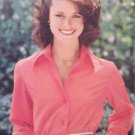Vintage 70s Butterick 5899 Semi Fitted Pointed Collar Blouse Pattern Uncut Size 12