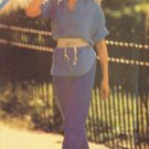 Vintage 70's Butterick 6945 Dolman Sleeve Tunic and Pants Pattern Uncut Size 8-12