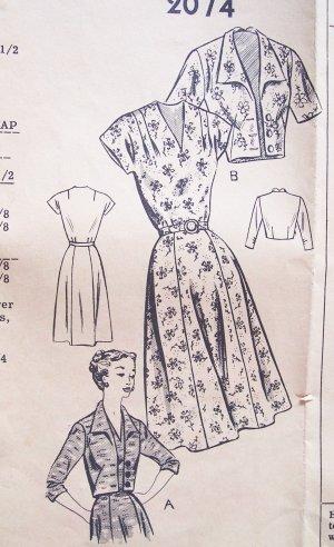 Pattern: Kimono-Sleeve A-Line Dress - Media - Sew Daily