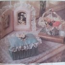 McCall's Victorian Magic 0100 Pillows Frames and Accessories Pattern Uncut Album Baskets
