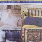 McCall's 3165 Donna Babylon Hanging Fabric Headboards Pattern Uncut Bedroom Decoration