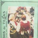 Dos de Tejas 2042 Christmas Fir Vest Pattern Uncut Size S-XL