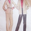 Vintage 70s McCall's 6415 Shirt Jacket and Pants Pattern Uncut Size 12-16