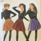 New Look 6979 Pleated Mini Skirt Pattern Uncut Size 6-16