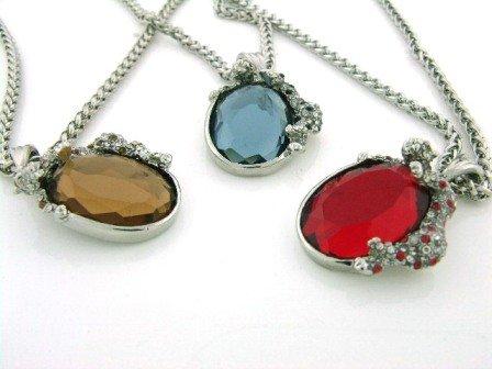 Genuine Austraian Crystal leopad Necklace