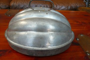Vintage Kreamer Tin Pudding Cake Mold